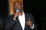 Epic Records Chairman L.A. Reid Leaves Sony