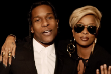 mary j blige asap rocky
