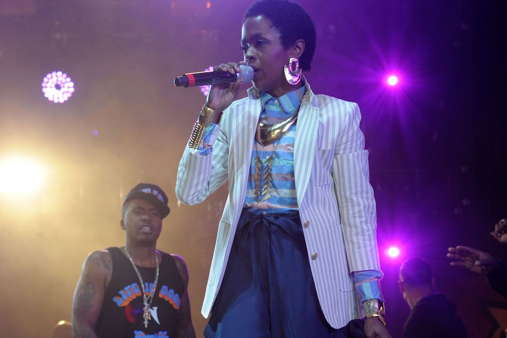 Nas Lauryn Hill