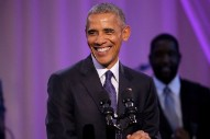 Obama's Presidential Center Will Have a Recording Studio For Notable Musicians
