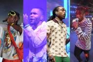 """A$AP Rocky – """"RAF"""" ft. Frank Ocean, Quavo, and Lil Uzi Vert"""