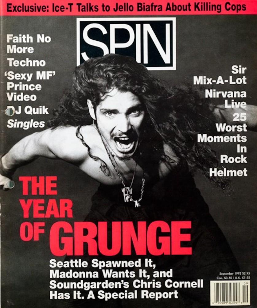 Digging the Garden: <i>Spin&#8217;s</i> 1992 Soundgarden Interview