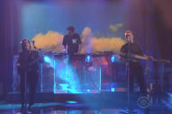 "Watch the xx Perform ""I Dare You"" on <em>Colbert</em>"