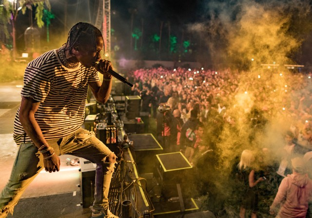 2017 Coachella Valley Music And Arts Festival - Weekend 1 - Day 1