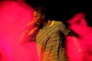 Travis Scott Dropped Three New Songs