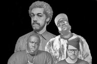 "Danger Mouse, Run the Jewels, and Big Boi Make Bank Heist Music on ""Chase Me"""