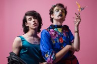 PWR BTTM&#8217;s Debut Album <i>Ugly Cherries</i> Coming Back to Streaming Services