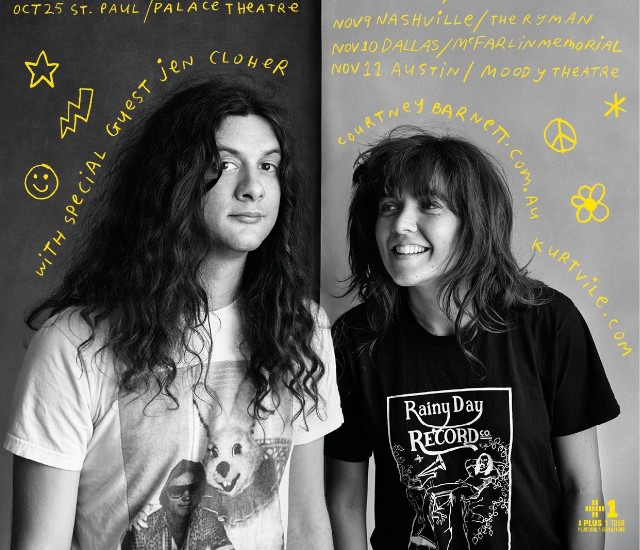 Image result for courtney barnett and kurt vile
