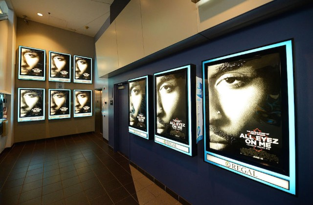 All Eyez on Me ABFF Screening at Regal South Beach