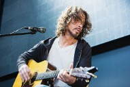 Chris Cornell to Appear on New Album Featuring Johnny Cash's Poetry