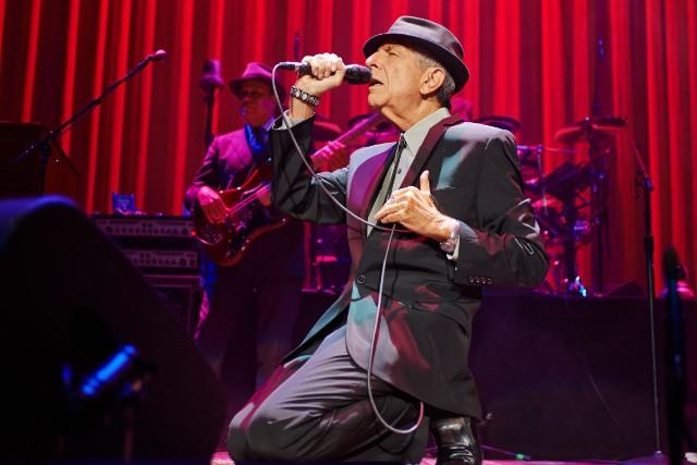 Leonard Cohen Performs At Leeds Arena