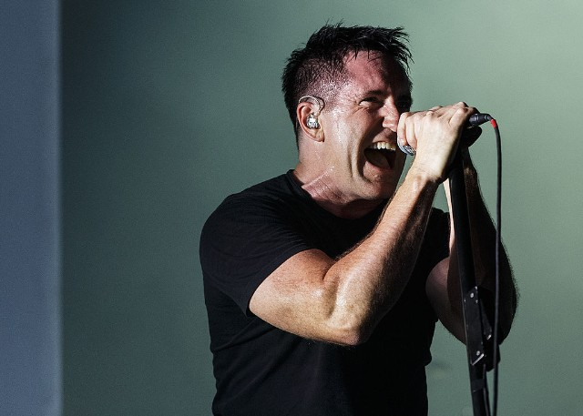 Trent Reznor announces two Nine Inch Nails EP are coming soon