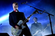 "Listen to Queens of the Stone Age Play New Song ""The Evil Has Landed"""