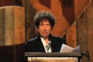 "Listen to Bob Dylan Explain Why ""Songs Aren't Like Literature"" in His Nobel Prize Lecture"