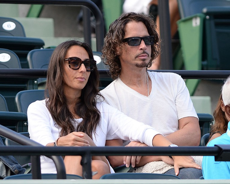 Celebrity Sightings At Sony Open Tennis - March 20, 2014