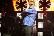 "Morrissey Accuses HMV of Trying to ""Freeze Sales"" of The Smiths Reissues"