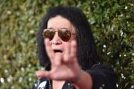 "Gene Simmons Is No Longer Trying to Trademark ""I Love You"" in Sign Language"