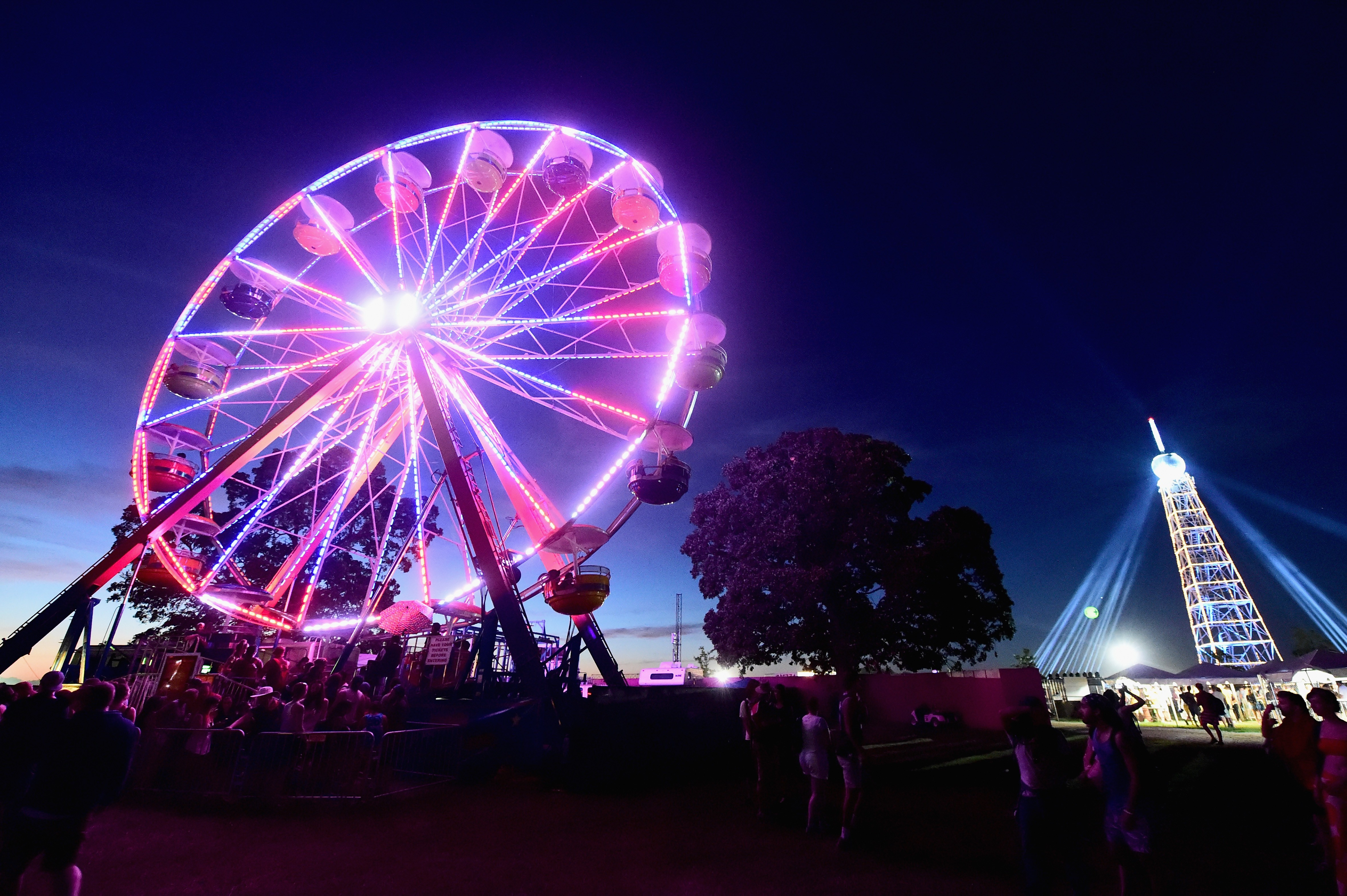 2016 Bonnaroo Arts And Music Festival - Day 1