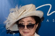 "Yoko Ono Will Be Named a Co-Writer on John Lennon's ""Imagine"" 46 Years After Its Release"