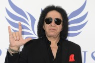 "Gene Simmons Is Trying to Trademark the ASL Sign for ""I Love You"""