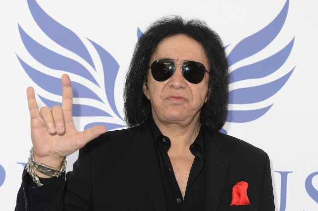 Gene Simmons Seeks to Register Trademark on Devil Horns Hand Gesture