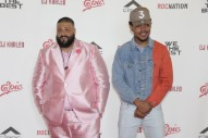 "DJ Khaled and Chance the Rapper Say ""I Love You So Much"" to Their Families"
