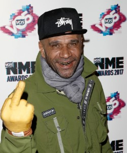 Goldie May Have Accidentally Given Out Banksy's Secret Identity