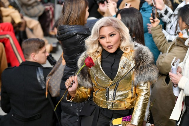 Lil' Kim Is Under Investigation for Los Angeles Robbery