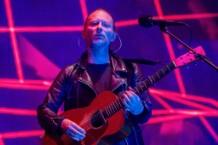 Radiohead In Concert - New Orleans, LA