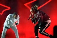 "BET Awards 2017: Watch Future and Kendrick Lamar Perform ""Mask Off"""