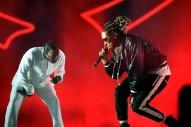 "BET Awards 2017: Watch Future and Kendrick Lamar Perform ""Mask Off"""