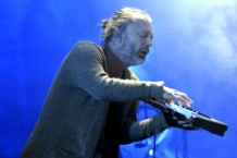 Radiohead Performs At Greek Theatre
