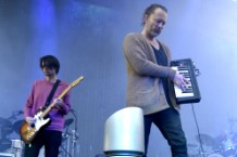 Radiohead Performs At Greek Theatre