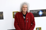 Is Queen Guitarist Brian May the Only Person Left in the World Who Likes to Relax?