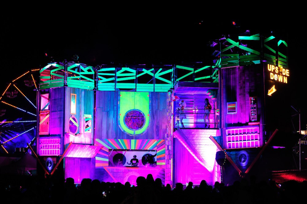 21st Annual Electric Daisy Carnival - Day 3