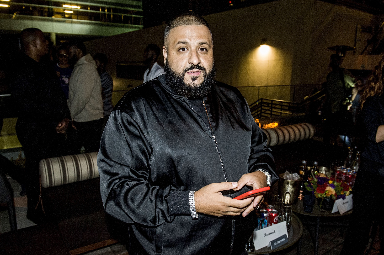 DJ Khaled Release Event For