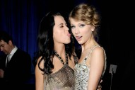 Katy Perry Wants to Stop Beefing With Taylor Swift
