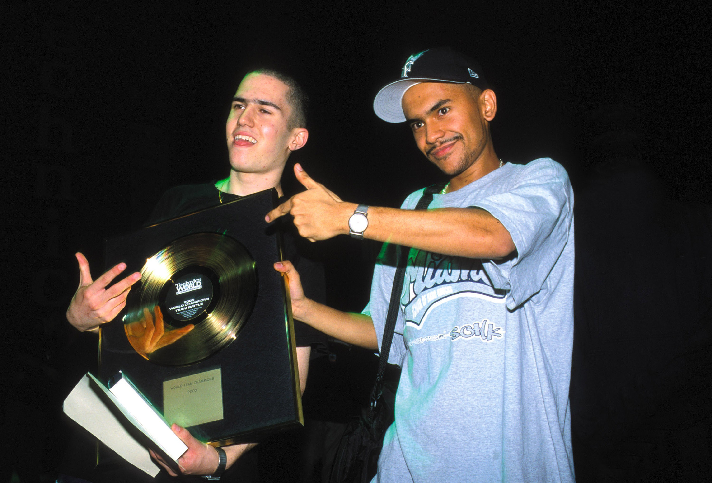 2000 DMC World DJ Mixing Championships