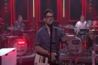 Watch Bleachers Perform &#8220;Don&#8217;t Take The Money&#8221; On <em>Fallon</em>