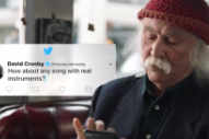 David Crosby Trolls Chance the Rapper in New Twitter Ad