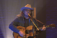 Watch Wilco&#8217;s Jeff Tweedy Perform &#8220;I Am Trying to Break Your Heart&#8221; on <i>Seth Meyers</i>