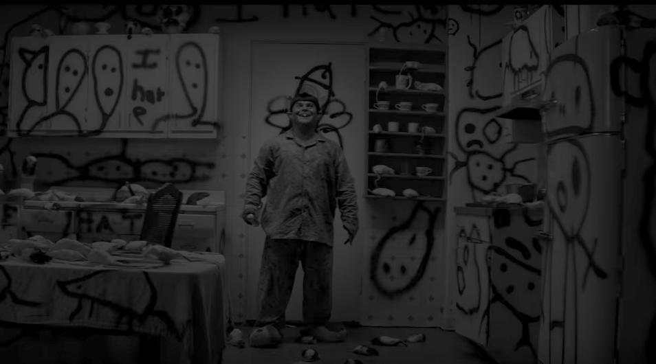 Jack Black Co-Stars on Die Antwoord's New Short Film
