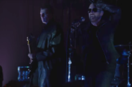 Watch Nine Inch Nails Perform at The Roadhouse on <i>Twin Peaks</i>