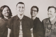 "Cymbals Eat Guitars Release ""Have a Heart"" Video Featuring Donald Trump, Standing Rock Protesters and More"