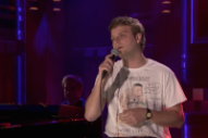 "Watch Mac DeMarco Perform ""One More Love Song"" on <em>Fallon</em>"