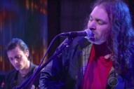 "Watch the War on Drugs Play a Four-Guitar Version Of ""Holding On"" on <i>Colbert</i>"