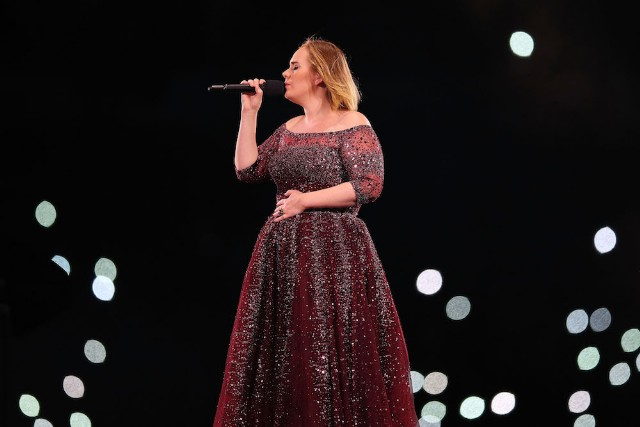 Adele Dropped A Bombshell On Fans About Her Last Live Show