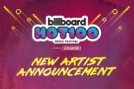 Rick Ross, Marshmello & More Join Hot 100 Music Festival Lineup