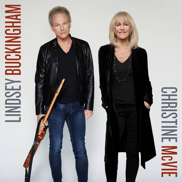 Lindsey Buckingham And Christine McVie - Lindsey Buckingham... album review