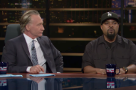 Watch Ice Cube Confront Bill Maher Over Use of Racial Slur on <em>Real Time</em>